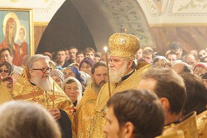 Дни памяти Святителя Иннокентия первого епископа Иркутского