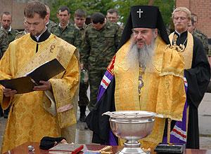 в Чеченской республике появилась часовня во имя святителя Иннокентия Иркутского