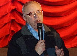 А.А.Худяков - заслуженный работник культуры, сотрудник Министерства культуры и архивов Иркутской области