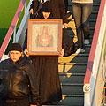 В Иркутск привезена икона Богородицы «Неупиваемая Чаша»