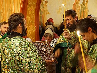 Проповедь протоиерея Алексия Федотова в день памяти Иоанна Кронштадтского