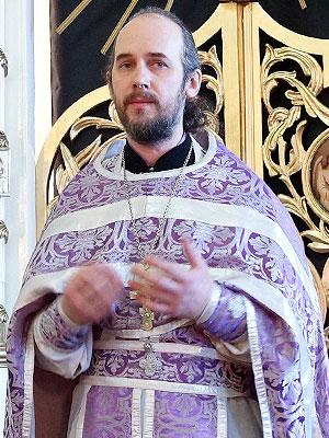 В день памяти Иоанна Лествиничника.  Проповедь иерея Георгия Бажина