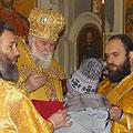 Архиерейское служение в Ангарском кафедральном соборе