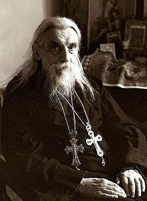 Архимандрит Серафим (Тяпочкин, + 6.4.1982)