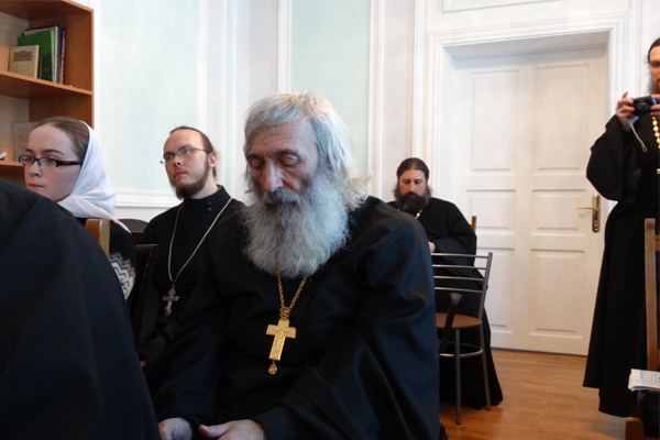 Миссионерский отдел Иркутской епархии на Рождественских чтениях-2014