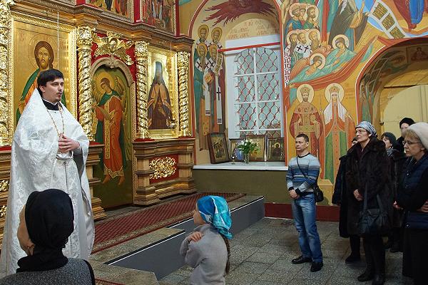Вселенская Родительская суббота. Проповедь священника Вячеслава Голикова