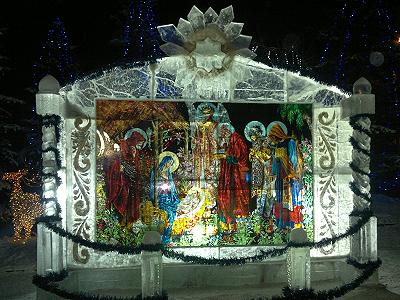 Поздравление с Рождеством Христовым и Новолетием митрополита Иркутского и Ангарского Вадима
