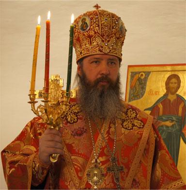 Пасхальное поздравление епископа Братского и Усть-Илимского Максимилиана